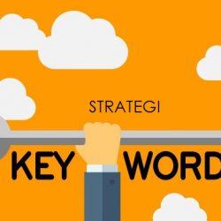 strategi kata kunci